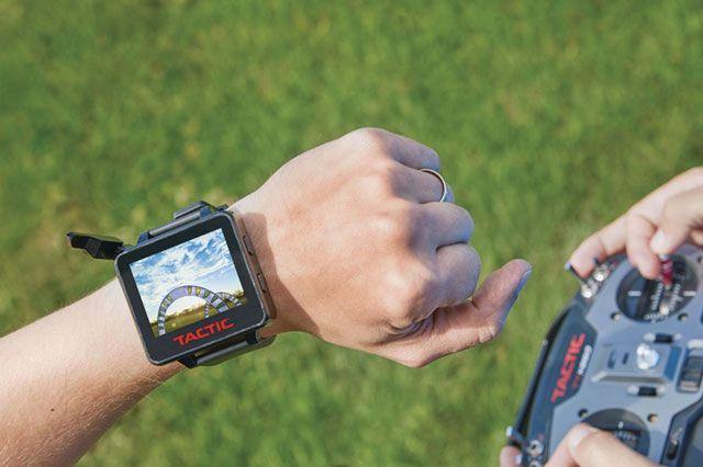 taktyczny zegarek fpv-Tactic FPV Wrist Monitor