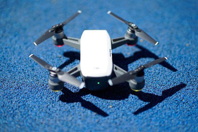 dji mavic czy spark: który dron lepszy w podróż?-dron do podrozowania