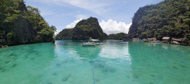 dron wakacje-foto woda