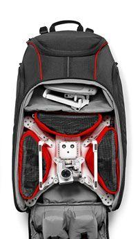 dron wakacje-plecak na drona