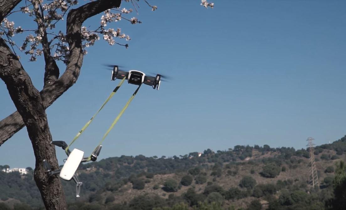 dron-dji mavic air udzwig
